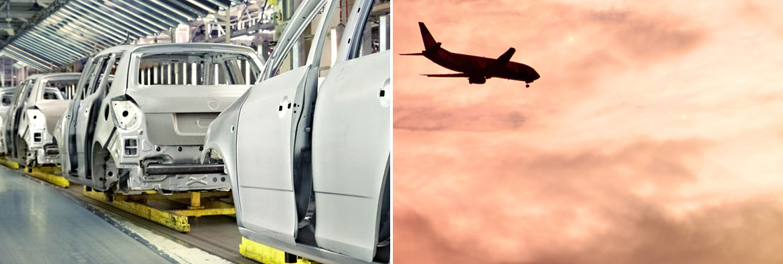 Automotive & Aeronautics
